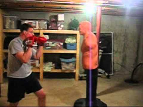 Punching Man Workout