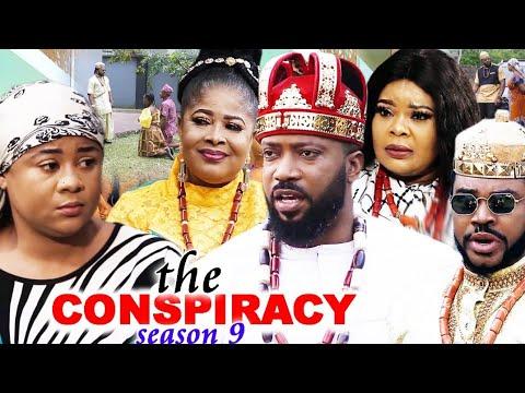 Download THE CONSPIRACY SEASON 9(Trending New Movie)Fredrick Leonard & Uju Okoli) 2021 Nigerian Movie 720p