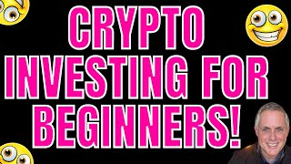 CRYPTOCURRENCY FOR BEGINNERS! HOW TO INVEST THE RIGHT WAY IN CRYPTO - STARTING TODAY!