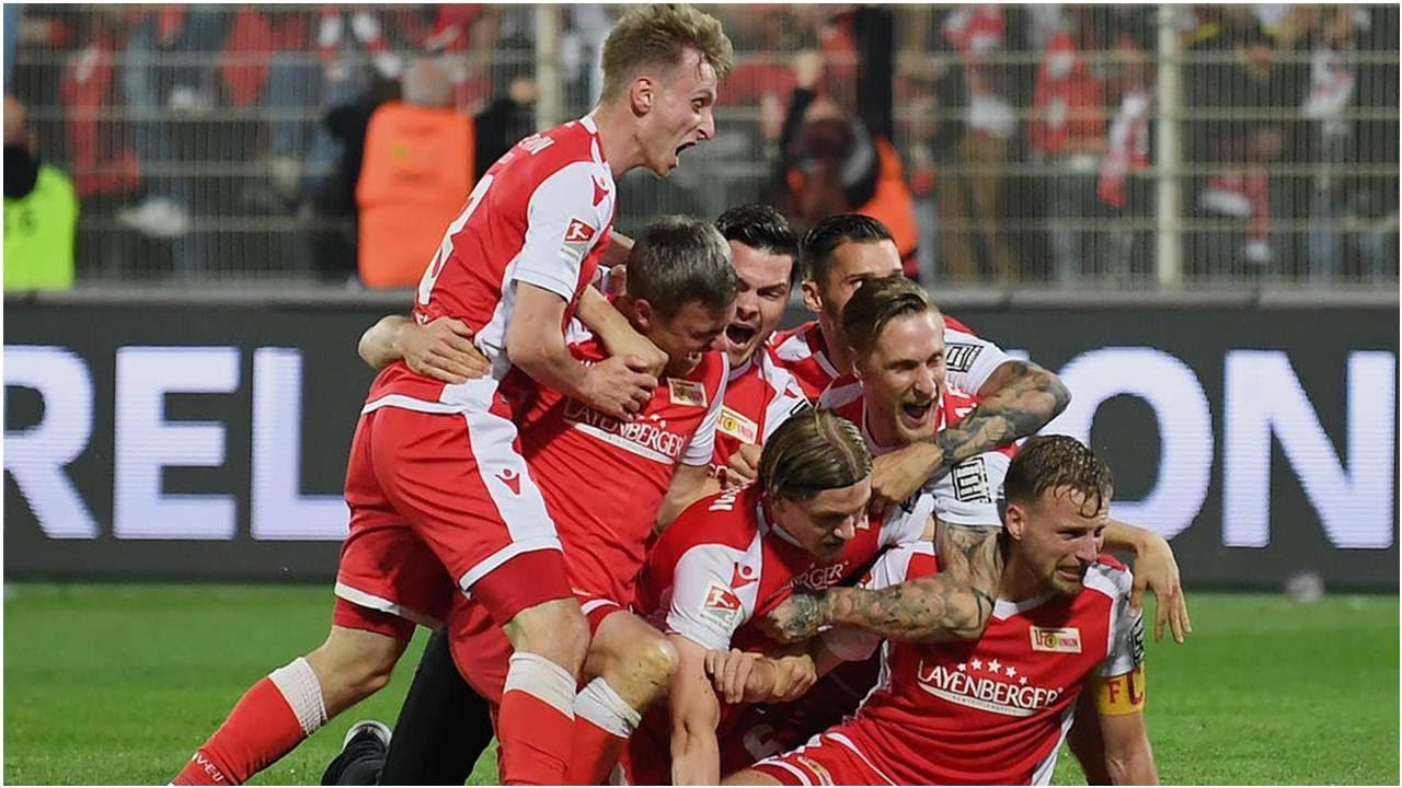 Stuttgart Berlin Relegation