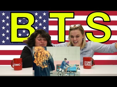 """Fomo Daily Reacts To Kpop: BTS """"Fire"""" (KOR SUB)"""