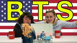 "Fomo Daily Reacts To Kpop: BTS ""Fire"" (KOR SUB)"