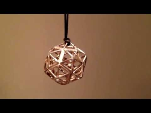 Powerful Sacred Geometry Cosmic Jewelry