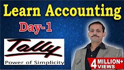 Learn Tally Erp 9 Basic To Advance Level in Hindi