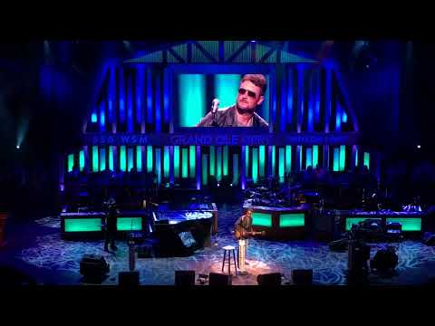Eric Church - Holdin' My Own - Opry 10-4-17
