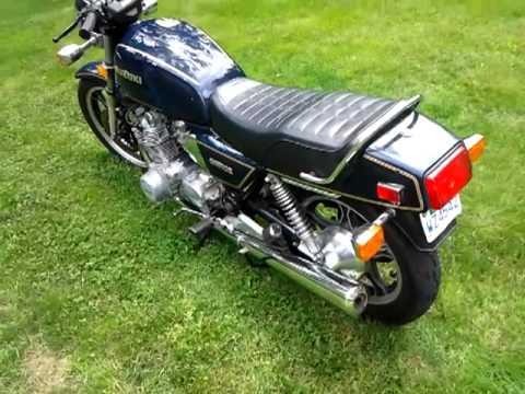 1981 Suzuki gs850 g - YouTube