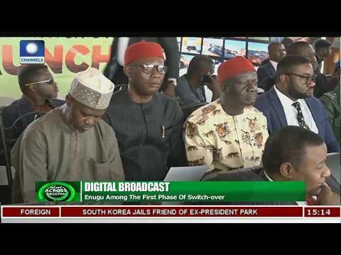 NBC Launches Digital Switch-over In Enugu  News Across Nigeria 
