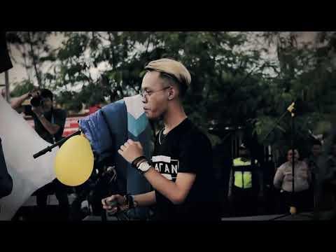 Asep balon - Hakan tah ku sia (Ft.Aoi) Live perform @GBLA Bandung Special anniversary 35th XTC