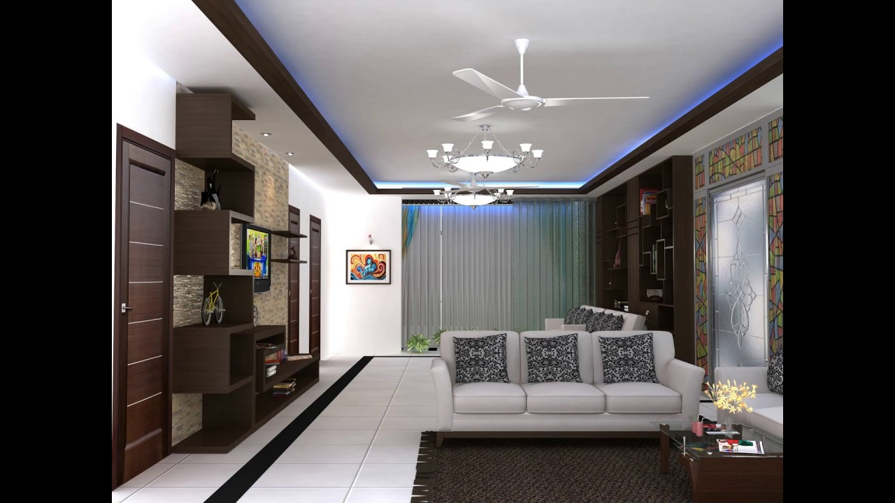 Living Room Decoration - Designs and Ideas-2017 - YouTube
