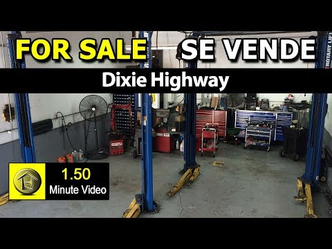 Hurry And Own An Auto Repair Shop In Hollywood Fl Yes Is For Sale