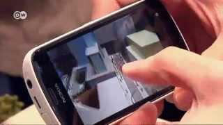 видео Обзор новинок Mobile World Congress-2012.