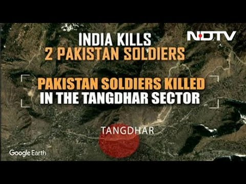 2 Pak Soldiers Killed In Retaliatory Action In Jammu and Kashmir: Army