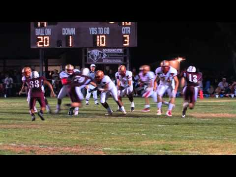 Cody Kessler 2010 Week 3 Highlights Vs. Paso Robles