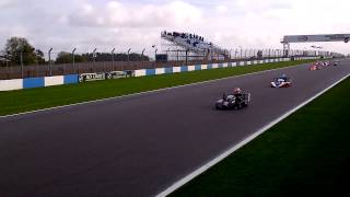 British Superkarts Donnington 2013