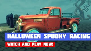 Halloween Spooky Racing · Game · Gameplay