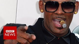 'This isn't me!' R. Kelly denies abuse charges - BBC News