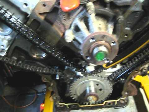 Ford F150 Engine rebuild progress