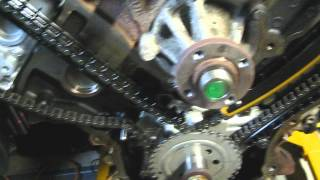 Ford F150 Engine rebuild progress