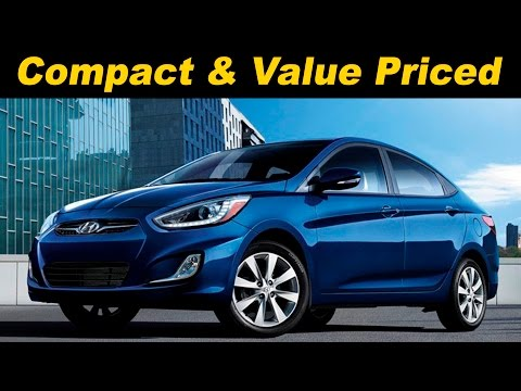 2015 2016 Hyundai Accent Review DETAILED In 4K