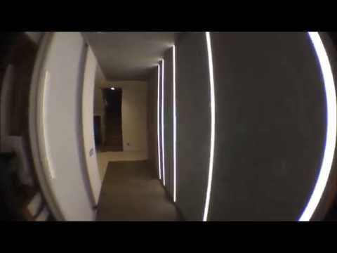 LED подсветка по датчику движения