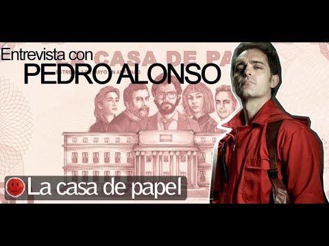 Pedro Alonso nos habla de la relación de Berlín y México antes del final de 'La casa de papel'