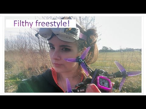 Filthy freestyle | FPV