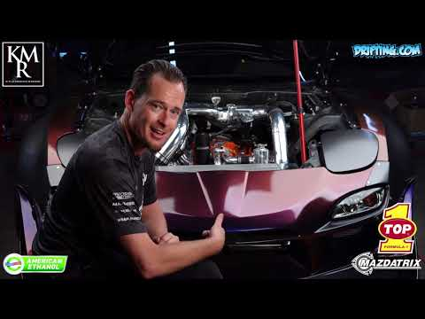 Rotary Engine Rebuild Discussion & 13B Rotary / RX7 Tech Tips with Kyle Mohan