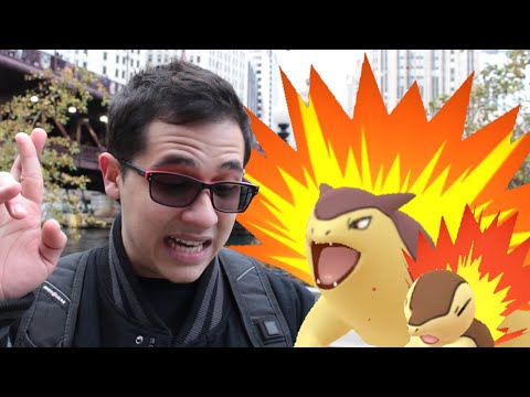 Can we secure the EPIC Shiny Typhlosion!? Pokémon GO Cyndaquil Day thumbnail