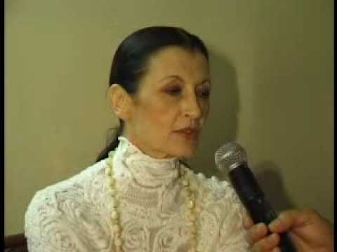 E.C. intervista Carla Fracci