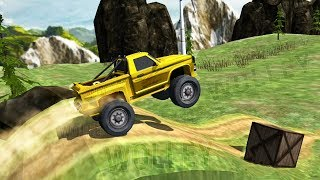 MMX OffRoad Hill Racing - Android GamePlay HD - Offroad RC Monster Trucks Racing Cars Games For Kids