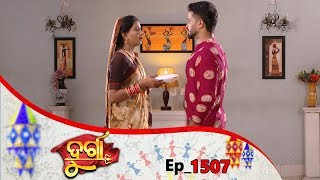 Durga | Full Ep 1507 | 9th Oct 2019 | Odia Serial – TarangTV