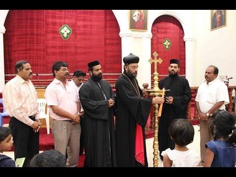 St Marys Orthodox Church Ras Al Khaimah - OVBS 2014