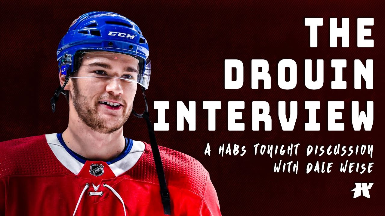 Welcome Back Jonathan Drouin | Habs Tonight Round Table