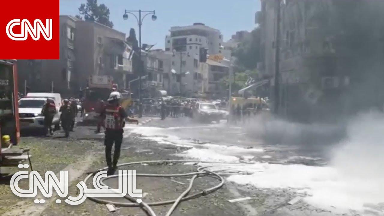 حماس تطلق صواريخ في اتجاه تل أبيب بعد قصف مخيم الشاطئ  - نشر قبل 10 ساعة