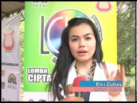 Tantangan ke # 2 datangnya dari Elvi Zubay di Ajang Bergengsi LCLD PAMMI 2013