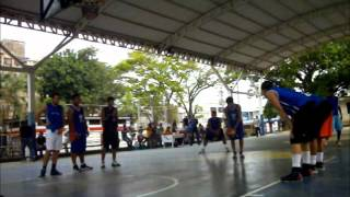 Torneo de Baloncesto Sub 19 en Parque Andres Eloy Blanco