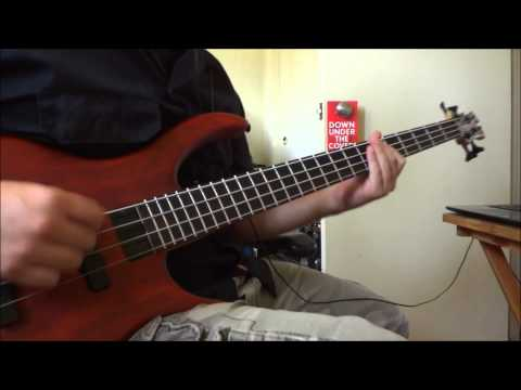 DIIV - Doused (bass cover + TAB)