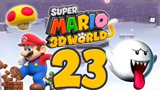 Let's Play Super Mario 3D World Part 23: Bombenspaß!