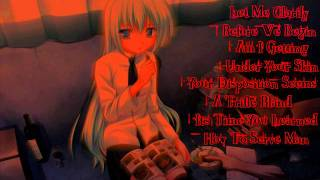 Repeat youtube video Nightcore - How To Serve Man