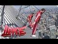 Luke blickt in den Abgrund! Auf dem CN-Tower in Toronto - Luke! Die Woche und ich | SAT.1