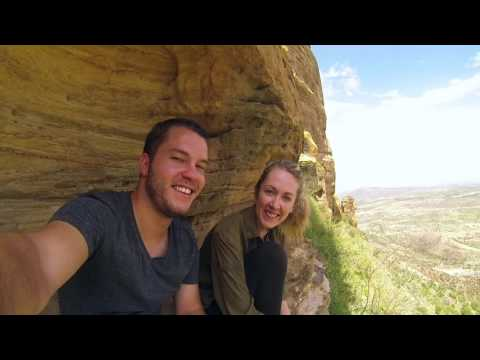 GoPro Adventure in the Gheralta Mountains Ethiopia