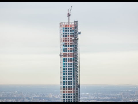 432 Park Avenue- World's Tallest Residential Building- March 2015 UPDATE