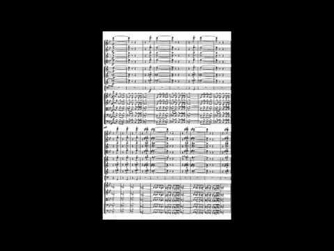 """Tchaikovsky - Symphony No.1 """"Winter Dreams"""" (Score)"""