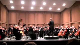 Prokofiev: Symphony No.5 1st Movement excerpt Bremerton Symphony