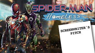 """Spider-Man: No Way Home"" | Screenwriter's Pitch"