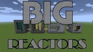 [Обзор] Big Reactors - Тонны энергии - S2EP46
