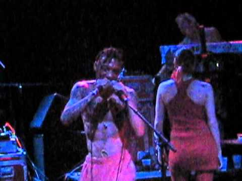 Tricky - Live @ The State Theatre St. Pete Florida
