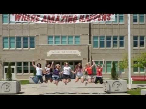 Visit to East High School - Salt Lake City, Utah