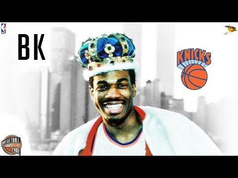 Bernard King (The King of New York) NBA Legends