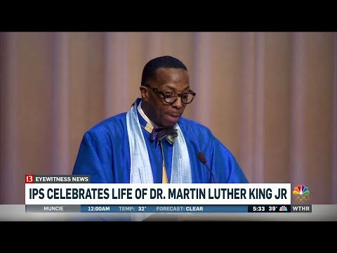 IPS celebrates the life of Dr. Martin Luther King, Jr.
